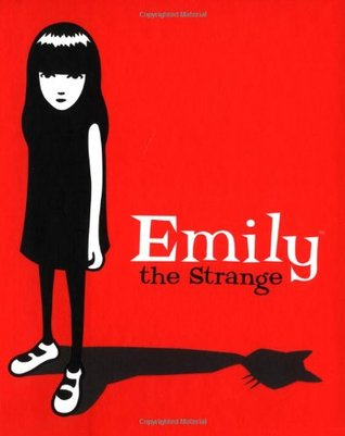 Emily the Strange (Emily the Strange Graphic Novels, #1)