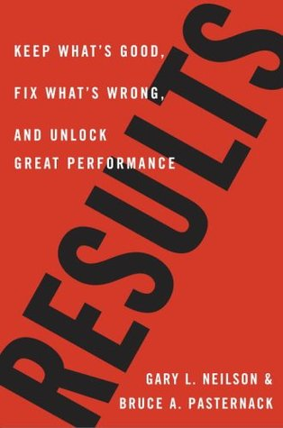 Results: Keep What's Good, Fix What's Wrong, and Unlock Great Performance
