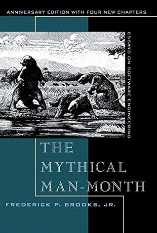 The Mythical Man-Month by Frederick P. Brooks Jr.