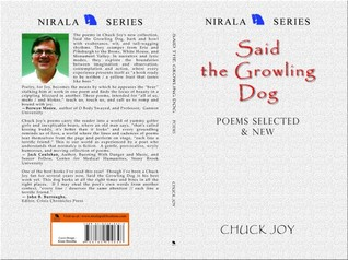 Said the Growling Dog: Poems Selected and New