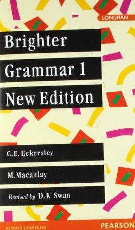 Brighter Grammar Books Pdf