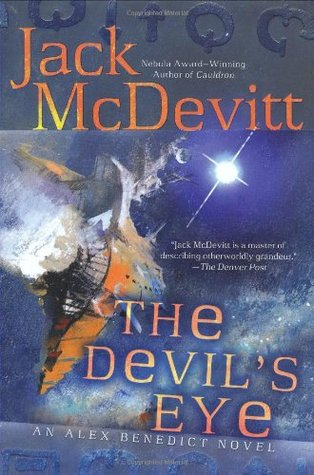 The Devil's Eye (Alex Benedict, #4)