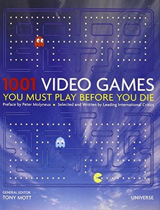 1001 Video Games You Must Play Before You Die Epub books download ipad