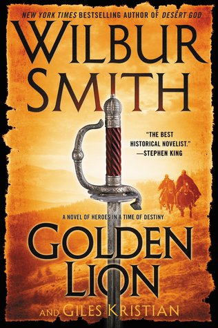 The Golden Lion (Courtney #14)