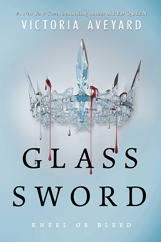 Welcome to My Books Library Glass Sword (Red Queen, #2)