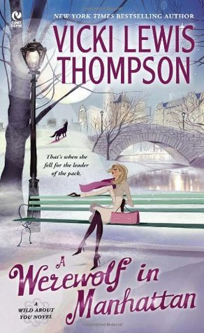 A Werewolf in Manhattan by Vicki Lewis Thompson