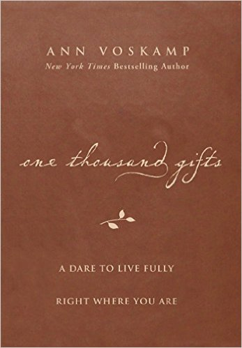 One Thousand Gifts Devotional: A Dare to Live Fully Right Where You Are