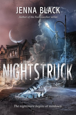 Book Review: Nightstruck by Jenna Black