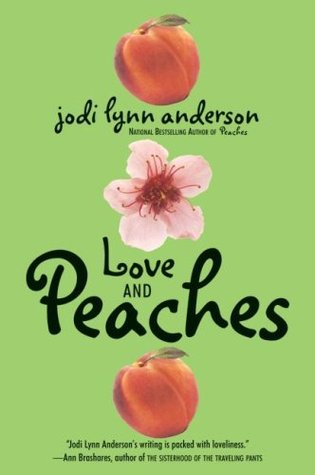 Image result for love and peaches jodi lynn anderson