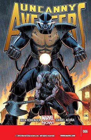 Uncanny Avengers (2012-2014) #6