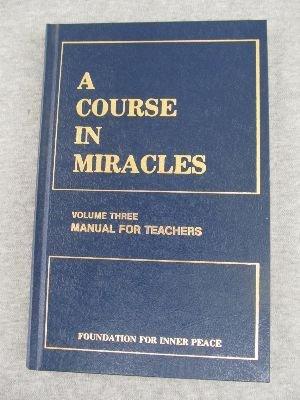 A Course in Miracles - 2nd Edition - Volumes 1, 2, & 3 (3 Volume Set)