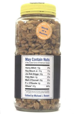 May Contain Nuts by Michael J. Rosen