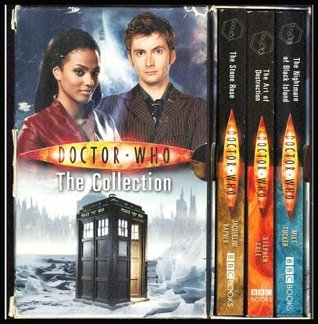 Doctor Who - The Collection: Nightmare of Black Island / Art of Destruction / Stone Rose