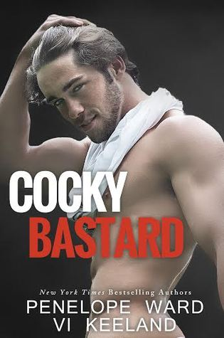 Cocky Bastard Book Cover