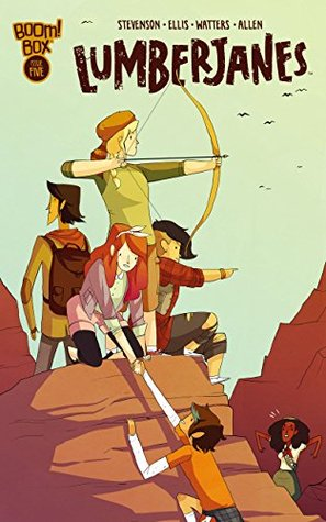 Lumberjanes: Friendship to the Craft (Lumberjanes, #5)