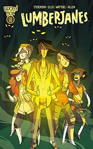 Lumberjanes: Jail Break (Lumberjanes, #6)