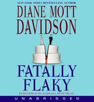 Fatally Flaky (A Goldy Bear Culinary Mystery, #15)