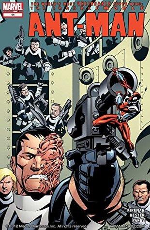 Irredeemable Ant-Man #11 (Irredeemable Ant-Man Vol. 1)