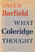 What Coleridge Thought