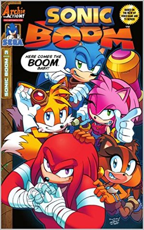 Sonic Boom #3: Hammer Spaced!