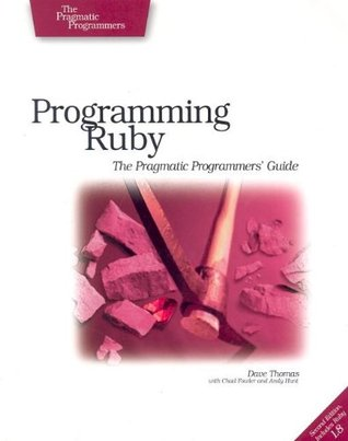 Programming Ruby: The Pragmatic Programmers' Guide Book Cover