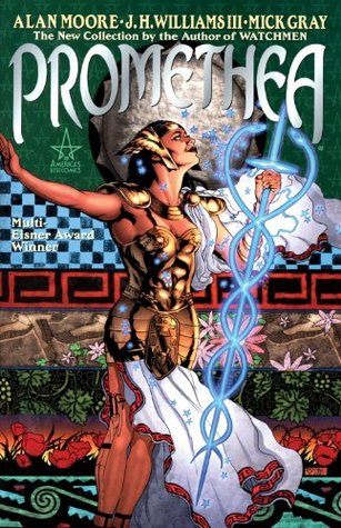 Cover of Promethea, Vol. 1 by Alan Moore