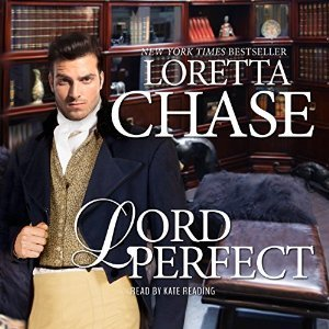 Lord Perfect(Carsington Brothers 3)