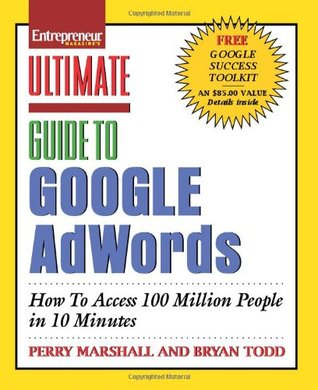 ultimate guide to google adwords how to access 100 million people rh goodreads com ultimate guide to google adwords pdf download ultimate guide to google adwords 5th edition pdf