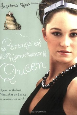 Revenge of the Homecoming Queen (Aspen Brooks, #1)