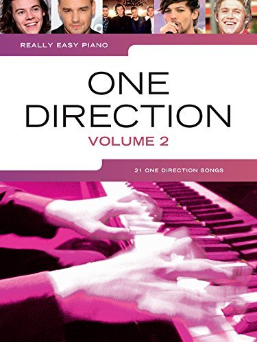 Really Easy Piano: One Direction Vol. 2