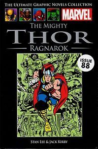 The Mighty Thor: Ragnarok (Marvel Ultimate Graphic Novels Collection)
