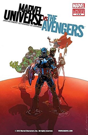 Marvel Universe vs. The Avengers #1 (of 4)