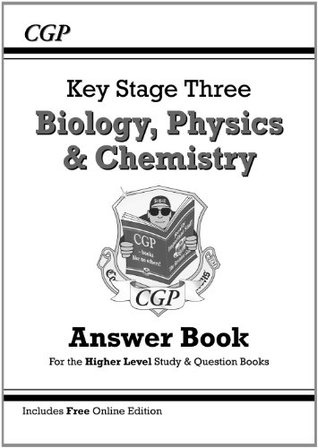 KS3 Science Answers for Study & Question Books (Bio/Chem/Phys), with online edition - Higher