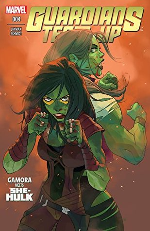 Guardians Team-Up #4
