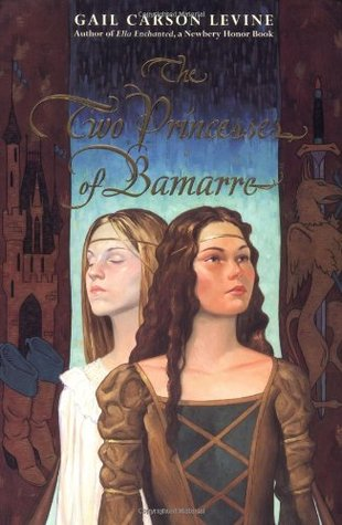 The Two Princesses of Bamarre - ebook (ePub) - Gail Carson ...
