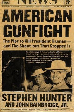 American Gunfight by Stephen Hunter