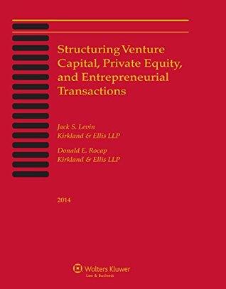 Structuring Venture Capital 2014e