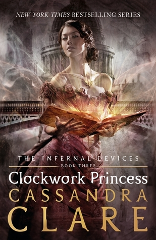 Image result for clockwork princes