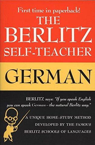 The Berlitz Self-Teacher by Berlitz Publishing Company