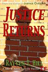 Justice Returns (Jake and Annie Lincoln, #6)