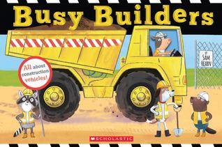 Busy Builders by Sam Hearn