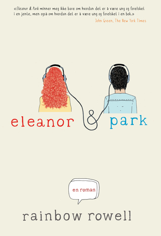 Ebook Elenanor & Park by Rainbow Rowell TXT!