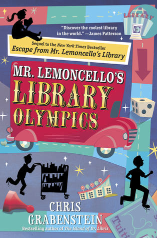 Mr. Lemoncello's Library Olympics (Mr. Lemoncello's Library #2)