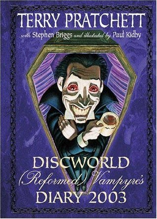 The Discworld (Reformed) Vampyre's Diary 2003