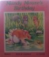 Mandy Mouse's Birthday.