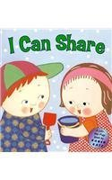 I Can Share by Karen Katz