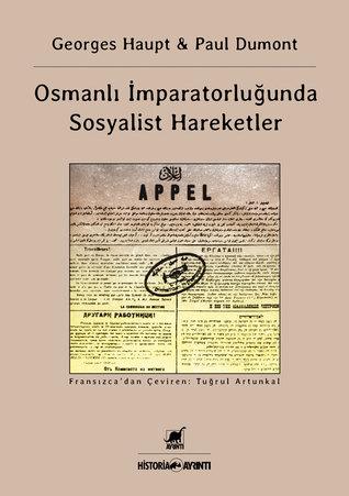 Osmanlı İmparatorluğunda Sosyalist Hareketler