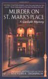 Murder on St. Mark's Place (Gaslight Mystery, #2)