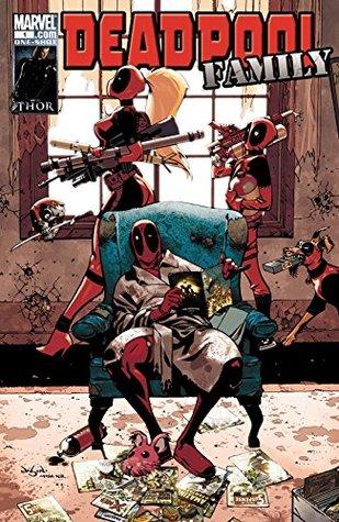 Deadpool Family #1