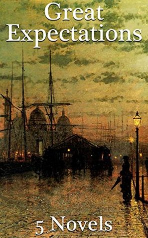 Great Expectations (+Audiobook): With David Copperfield, Ulysses, Moby Dick, Gulliver's Travels & Jude the Obscure